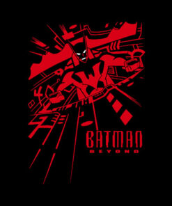 Batman Beyond At the Controls T Shirt