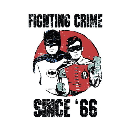 Batman Classic TV Series Since 66 T Shirt