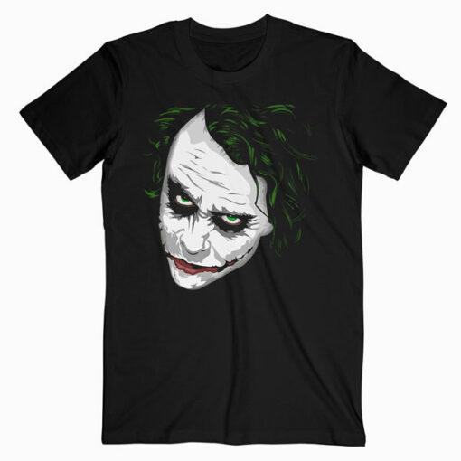 Batman Dark Knight Joker T Shirt