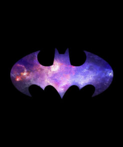 Batman Galaxy Signal T Shirt