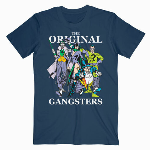 Batman Original Gangsters T Shirt
