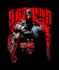 Batman Red Knight T Shirt