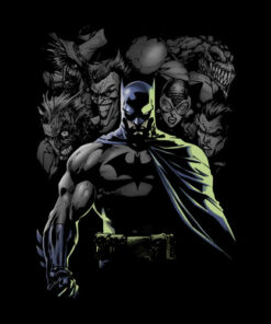 Batman Villains Unleashed T Shirt