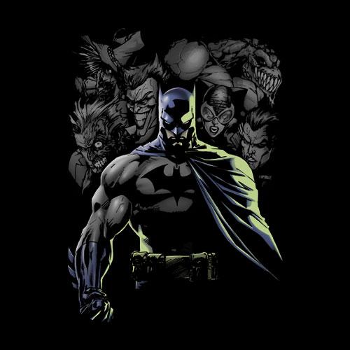 Batman Villains Unleashed T Shirt