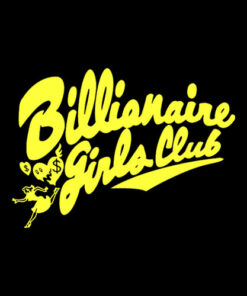 Billionaire Girls Club T Shirt