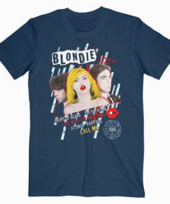 Blondie New Wave Legend Band T Shirt