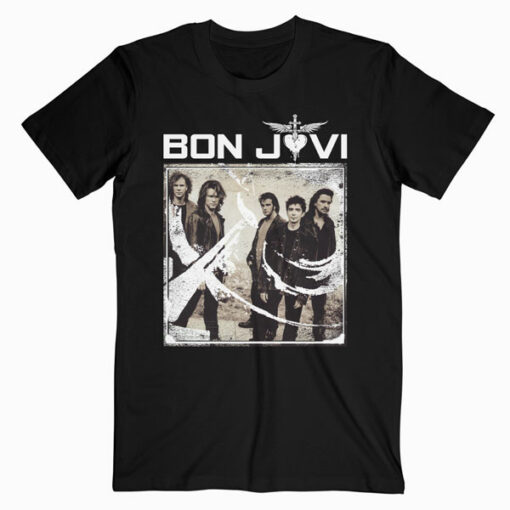 Bon Jovi Band T Shirt