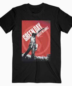 Bullet In A Bible Green Day band T Shirt