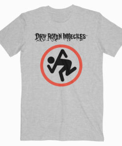 DRI Dirty Rotten Imbeciles Band T Shirt