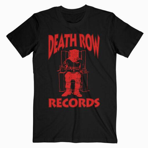 Death Row Records T Shirt