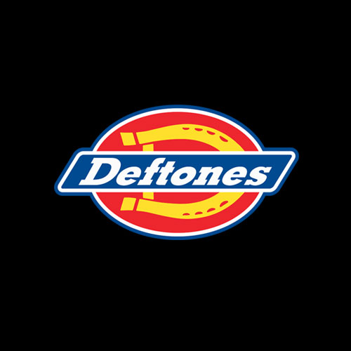 Deftones Dickies Band T Shirt