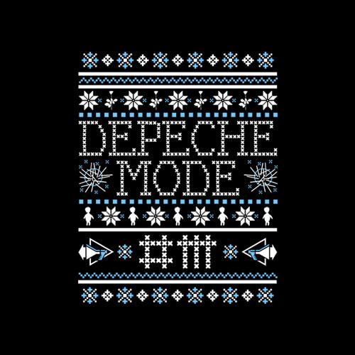 Depeche Mode Ugly Sweater Christmas Band T Shirt