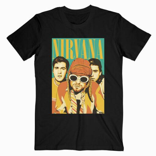 Design Nirvana Band T Shirt