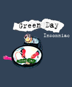 Green Day Insomniac Band T Shirt