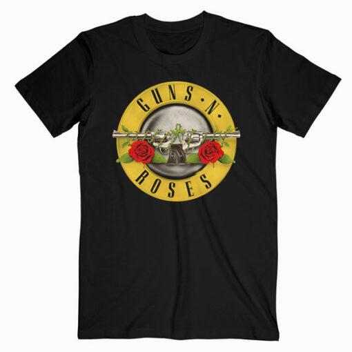 Guns N Roses Band T Shirt