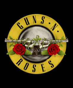 Guns N Roses Band T Shirt