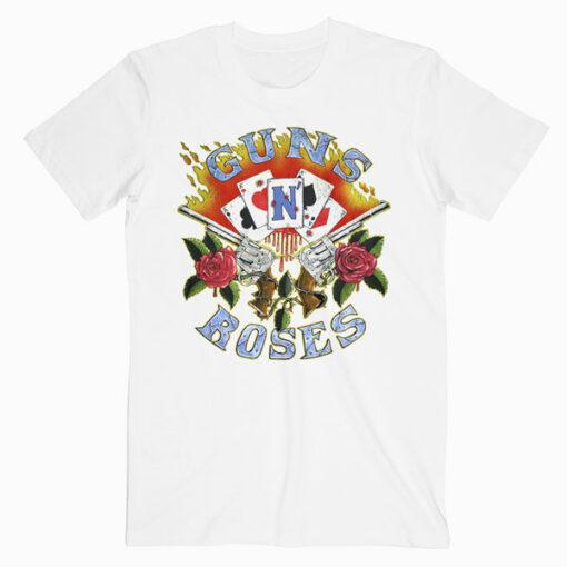 Guns N Roses Band T Shirts wt