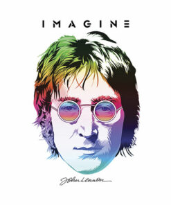 John Lennon Imagine Band T Shirt