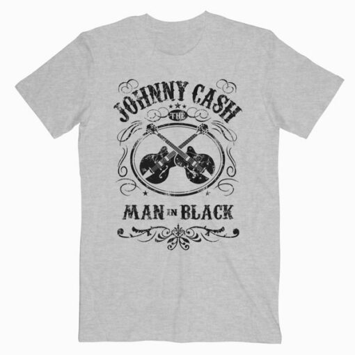 Johnny Cash Band T Shirt
