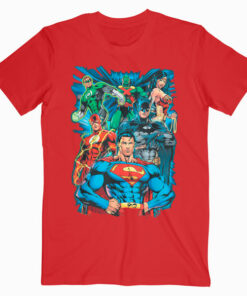 Justice League Justice is Served T Shirt