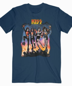 KISS Band T Shirt