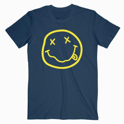 Logo Nirvana Band T Shirt