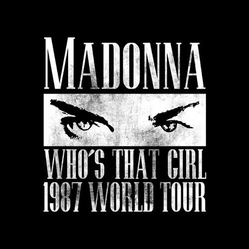 Madonna Band T Shirt