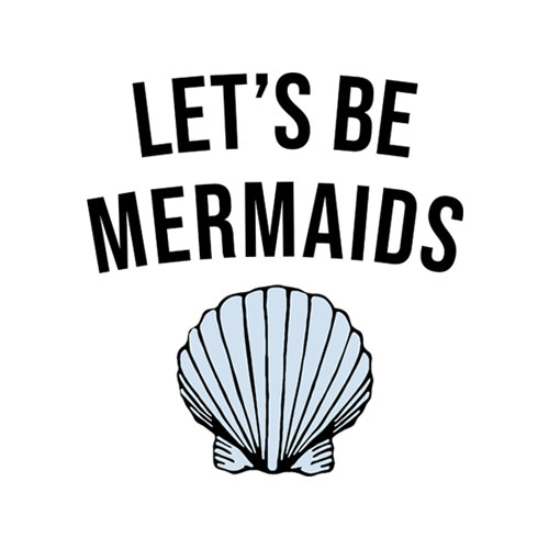 Mermaids T Shirt For Men And Women