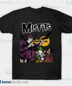 Misfits Legacy of Brutality Band Black T Shirt