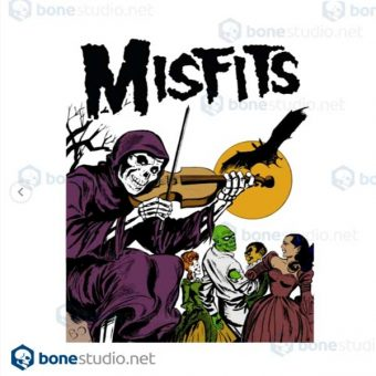 Misfits Legacy of Brutality Band T Shirt
