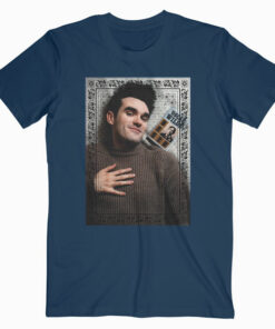 Morrissey Young Cute Band T Shirt