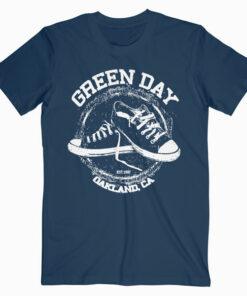 Oakland Ca Est 1987 Green Day Band T Shirt