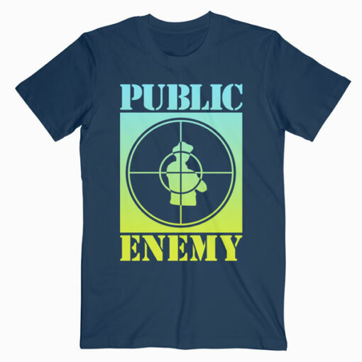 Public Enemy Band T Shirt