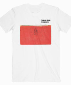 Radiohead Amnesiac Band T Shirt