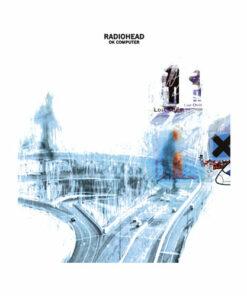 Radiohead Ok Computer Band T Shirt