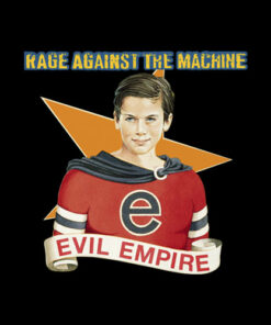 Rage Against The Machine Evil Empire Band T Shirt