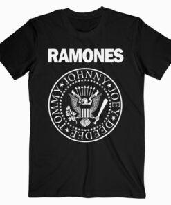Ramones Logo Band T Shirt