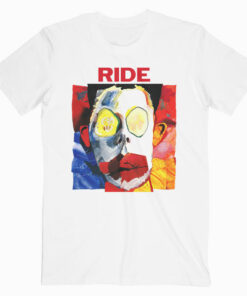 Ride Going Blank Again Band T Shirt