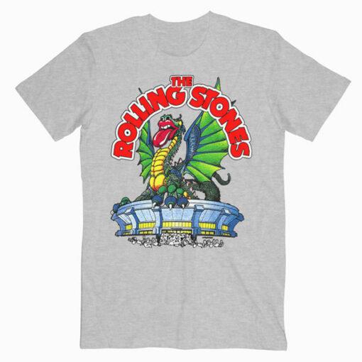 Rolling Stones Dragon Band T Shirt