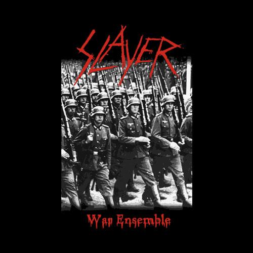 Slayer War Ensemble Band T Shirt