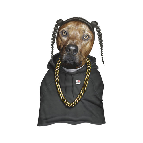 Snoop The Dog Funny Pet Band T Shirt