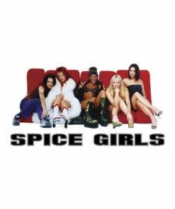 Spice Girls Feminist Band T Shirt