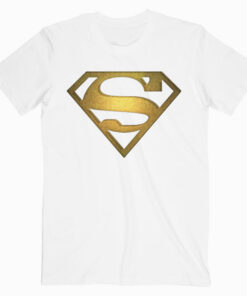 Superman Glowing Shield T Shirt