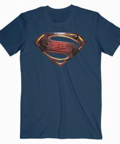 Superman Man of Steel Dad of Steel T Shirt