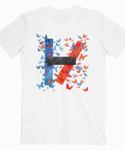 Tatto Twenty One Pilots Band T Shirt
