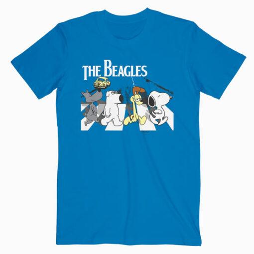 The Beagles Abbey Road T Shirt