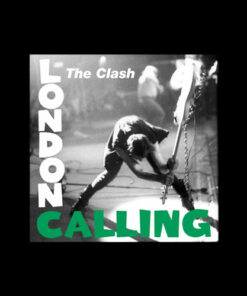 The Clash London Calling Band T Shirt