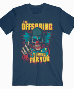 The Offspring Coming For You Band T Shirt