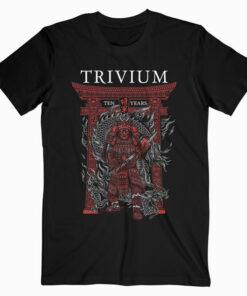 Trivium Liane Plant Band T Shirt