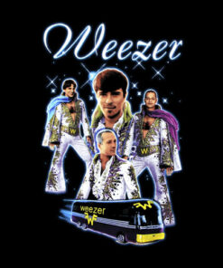 Weezer Brush Your Teeth And Do Your Homework Band T Shirt